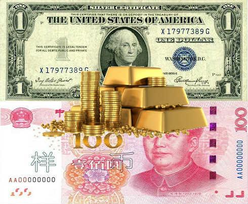oro moneta mondiale